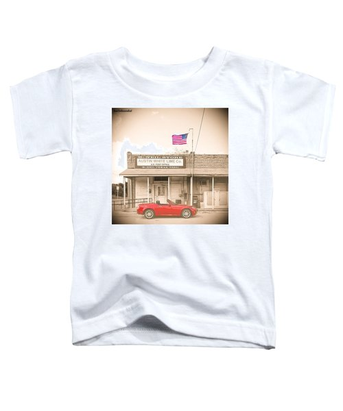 Happy #independenceday! #celebrate! Toddler T-Shirt