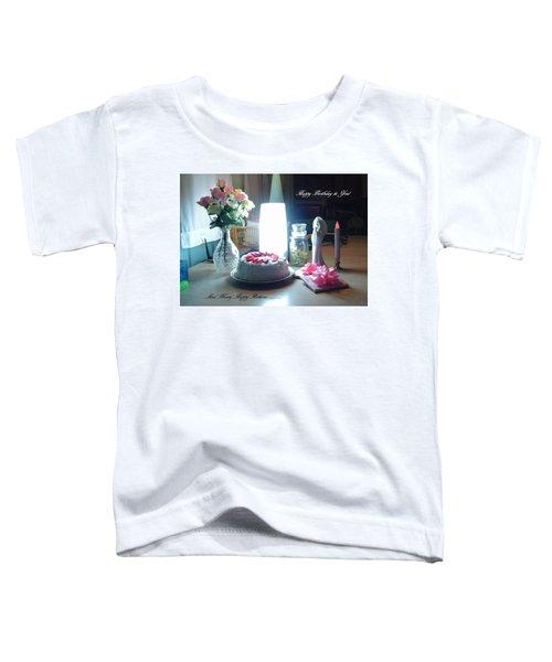 Happy Returns Toddler T-Shirt