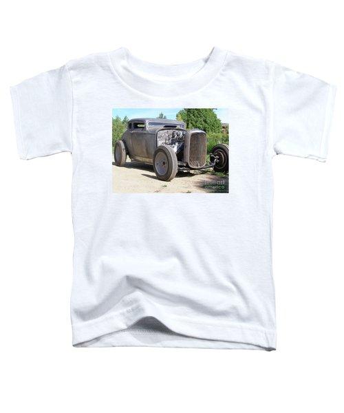 Hard Chop Toddler T-Shirt