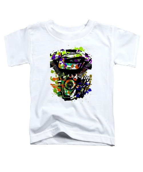 Harley Davidson Pop Art 1 Toddler T-Shirt