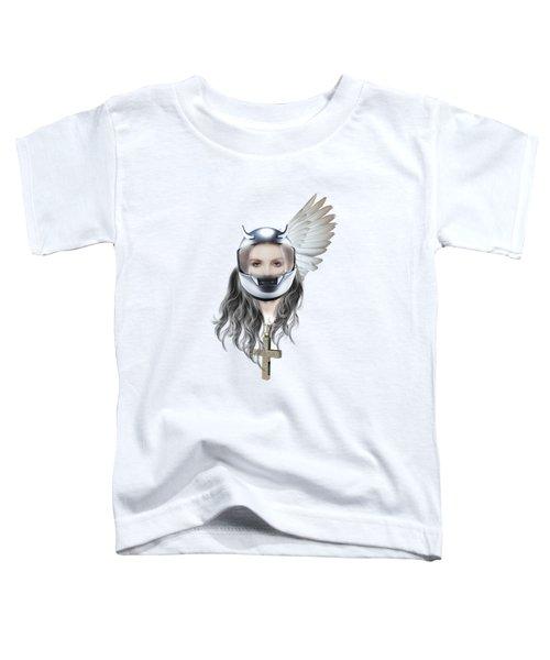 Harley Davidson Woman Toddler T-Shirt