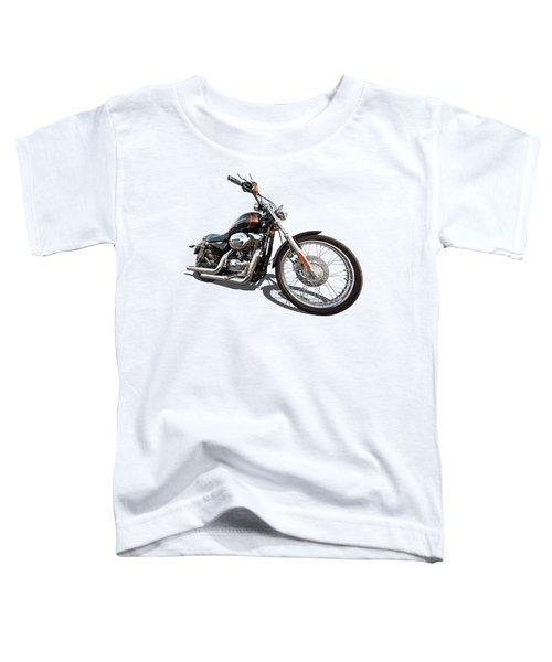 Harley Sportster Xl1200 Custom Toddler T-Shirt