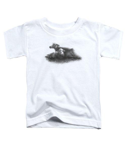 Harmony Toddler T-Shirt by Elisa Sbingu