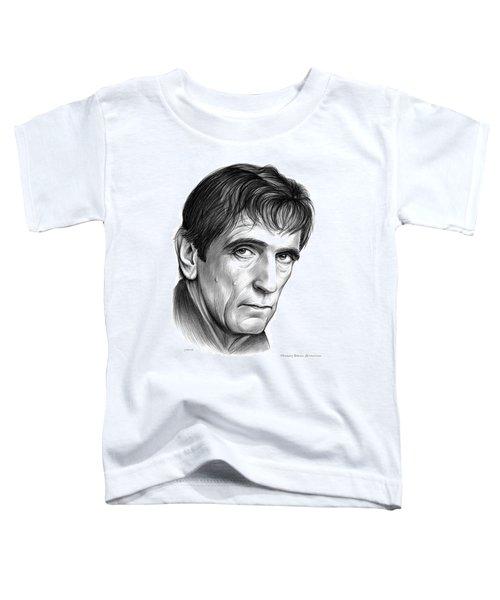 Harry Dean Stanton Toddler T-Shirt