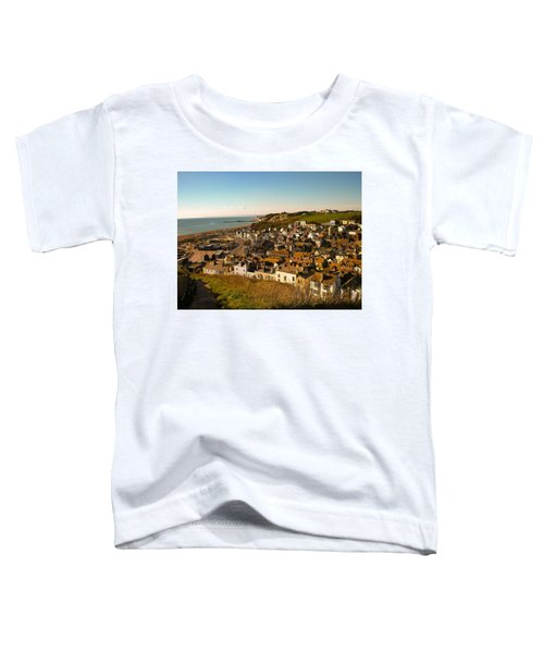 Hastings, Sussex, England Toddler T-Shirt