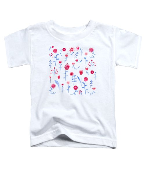 Hayfever Toddler T-Shirt by Nic Squirrell