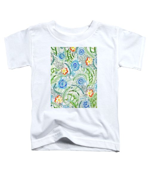 Healing Garden Toddler T-Shirt