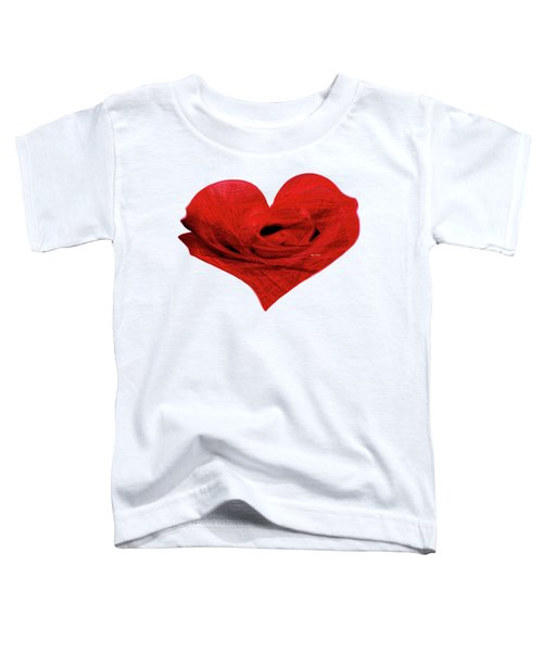 Heart Sketch Toddler T-Shirt