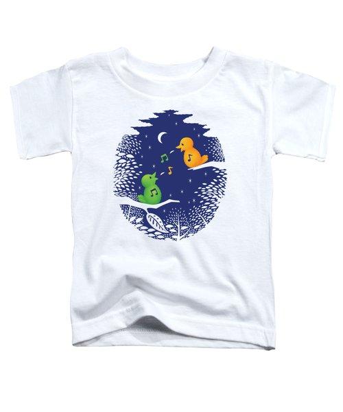 Heart Song Toddler T-Shirt