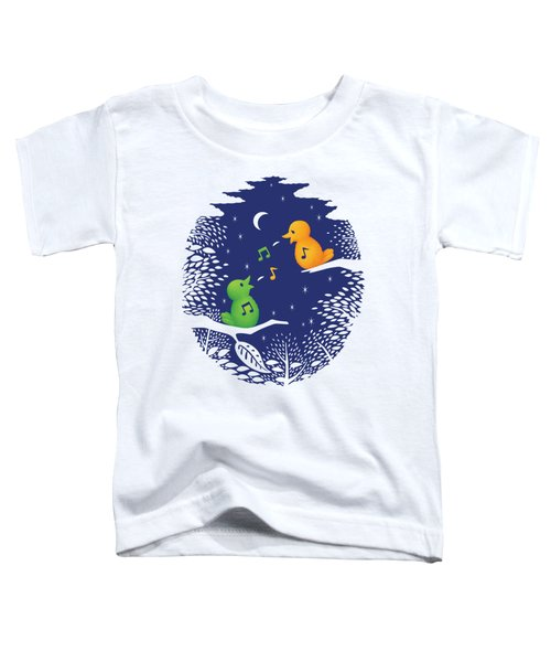 Heart Song Toddler T-Shirt
