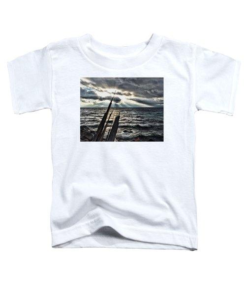 Heavenly Beams Toddler T-Shirt