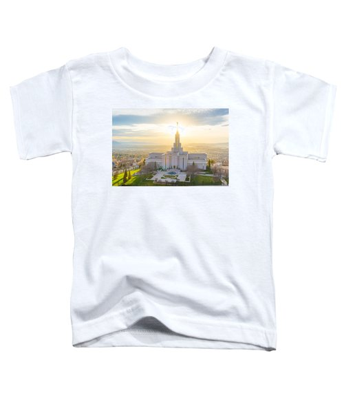 Heavenly Glow Toddler T-Shirt