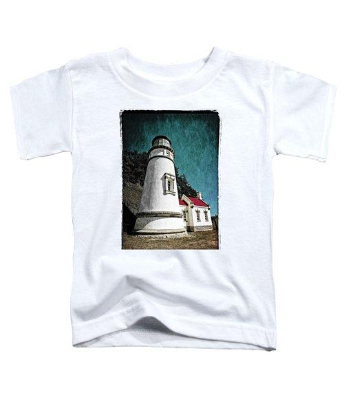 Hecitia Head Lighthouse Toddler T-Shirt