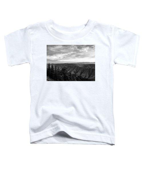 Hells Canyon Drama Toddler T-Shirt