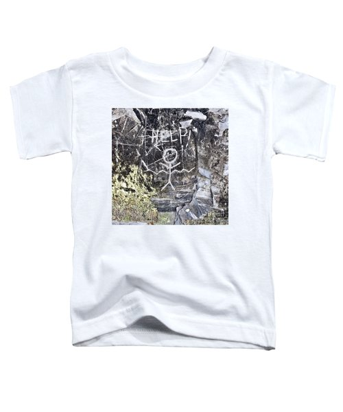 Help Toddler T-Shirt