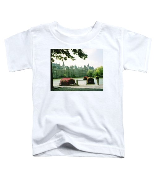 Her Majesty's Garden Toddler T-Shirt