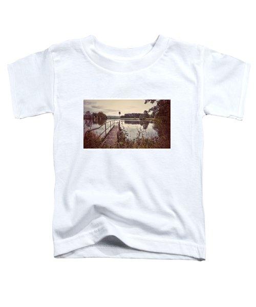 Herbsttage  #herbst #thüringen Toddler T-Shirt