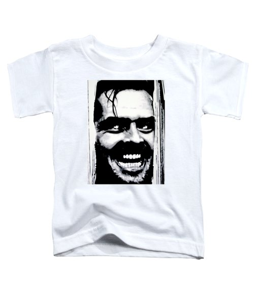 Heres Johnny Toddler T-Shirt