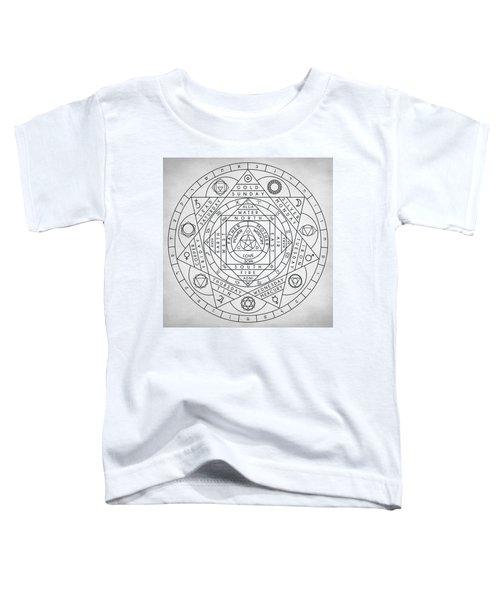 Hermetic Principles Toddler T-Shirt