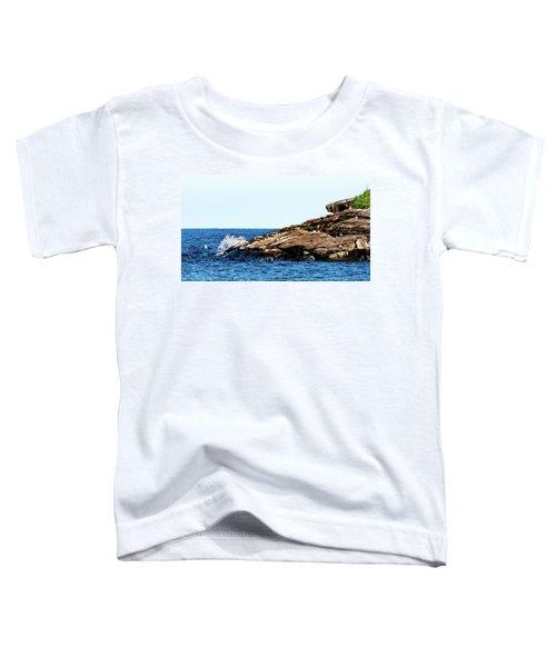 Herring Gull Picnic Toddler T-Shirt