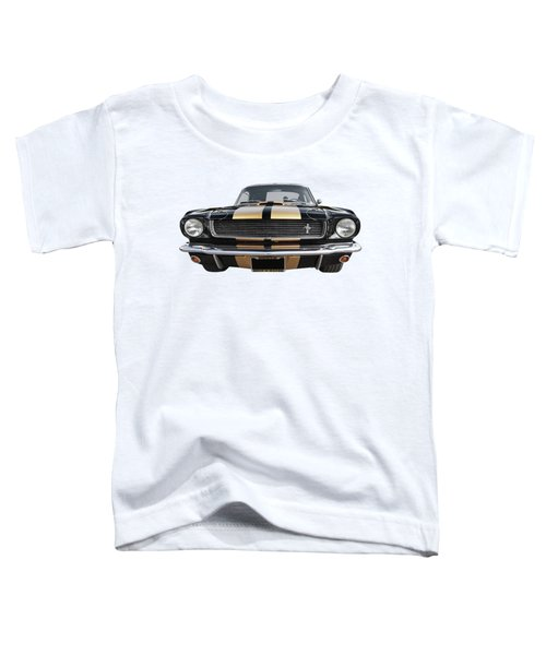 Hertz Rent A Racer Mustang 1966 Toddler T-Shirt