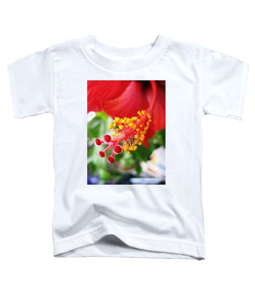 Hibiscus #3 Toddler T-Shirt