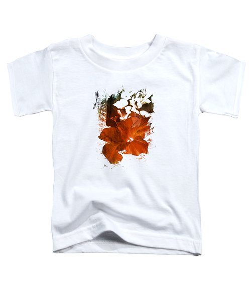 Hibiscus S D Z 2 Toddler T-Shirt