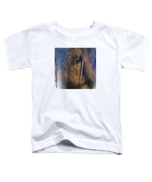 Hidden Horse Toddler T-Shirt