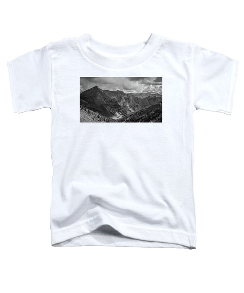High Country Valley Toddler T-Shirt