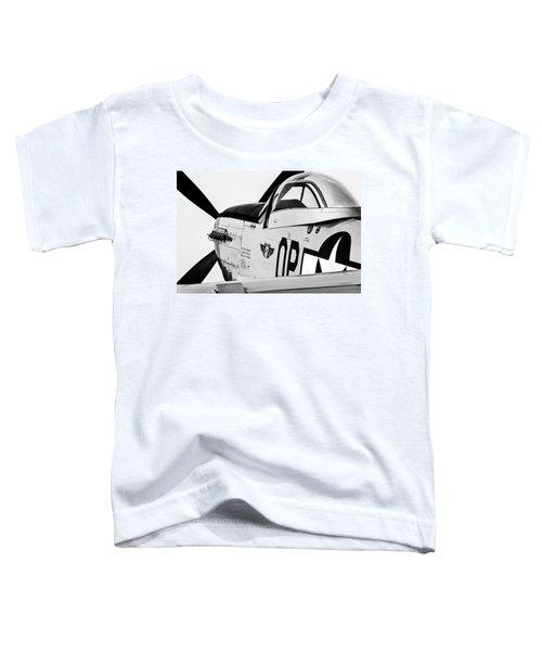 High Key Mustang Toddler T-Shirt