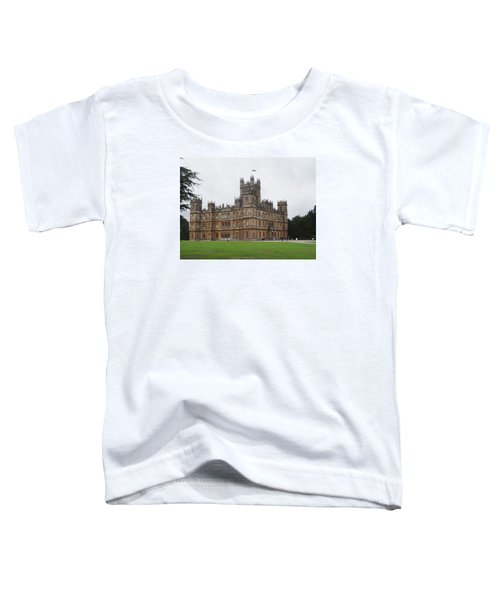 Highclere Castle Toddler T-Shirt