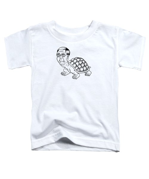 Hill Turtle Toddler T-Shirt