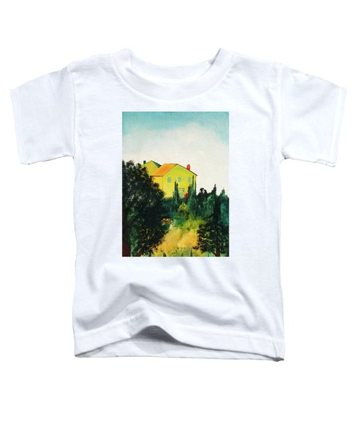 Hillside Romance Toddler T-Shirt