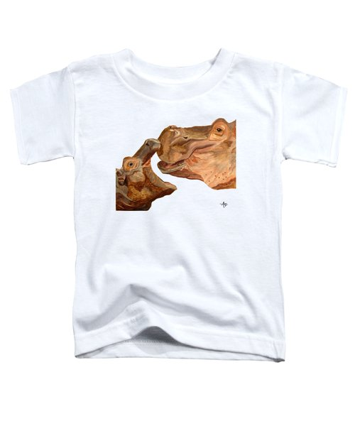 Hippos Toddler T-Shirt