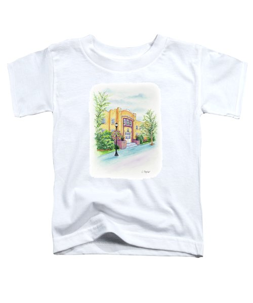 Historic Armory Toddler T-Shirt
