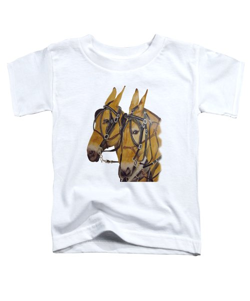 Hitched #2 Toddler T-Shirt by Gary Thomas