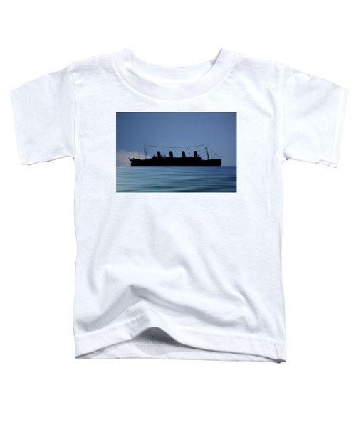 Hmhs Britannic 1915 V4 Toddler T-Shirt