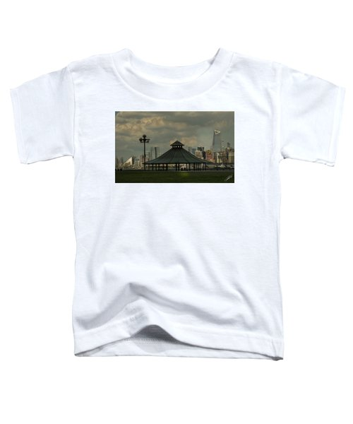 Away From It All Toddler T-Shirt