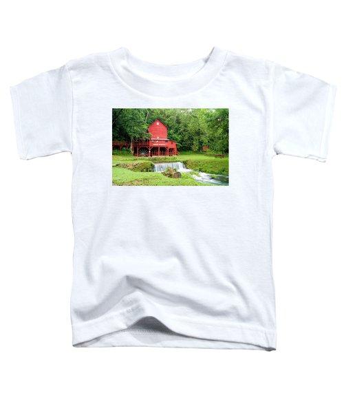 Hodgson Water Mill Toddler T-Shirt
