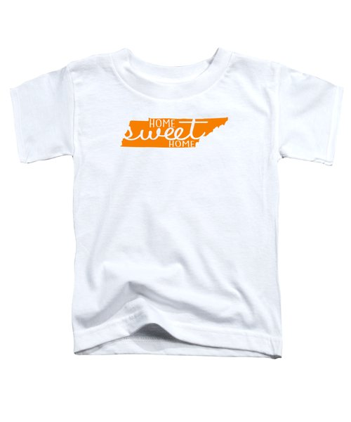 Home Sweet Home Tennessee Toddler T-Shirt