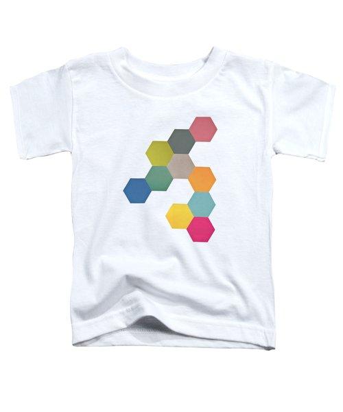 Honeycomb I Toddler T-Shirt