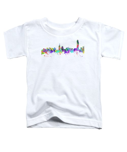 Hong Kong Toddler T-Shirt by Chris Smith