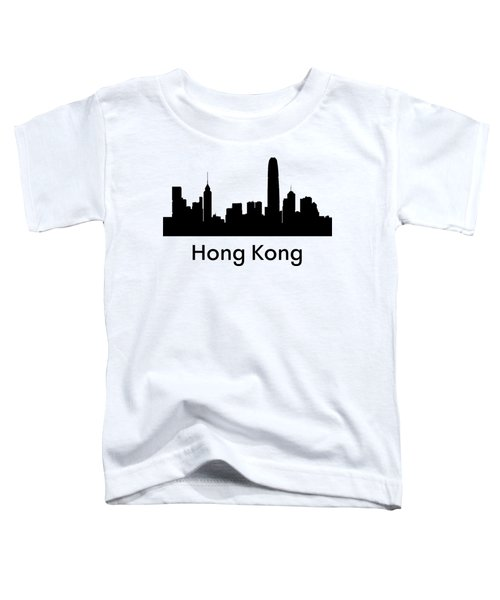 Hong Kong Toddler T-Shirt