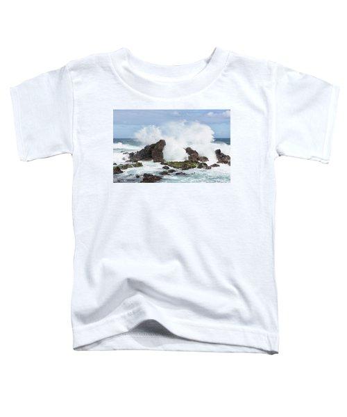 Hookipa Point Toddler T-Shirt