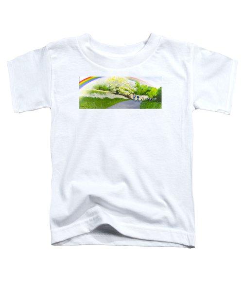 Hopeful Sojourn Toddler T-Shirt