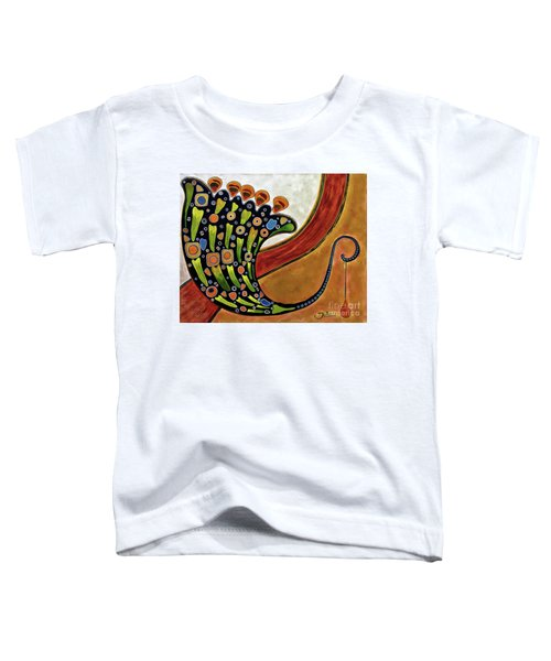 Horn Of Plenty Toddler T-Shirt