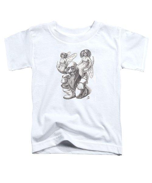 Horns Toddler T-Shirt