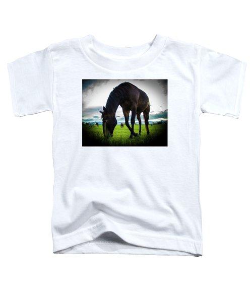 Horse Time Toddler T-Shirt