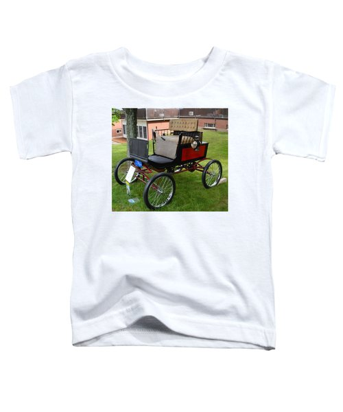 Horseless Carriage-c Toddler T-Shirt