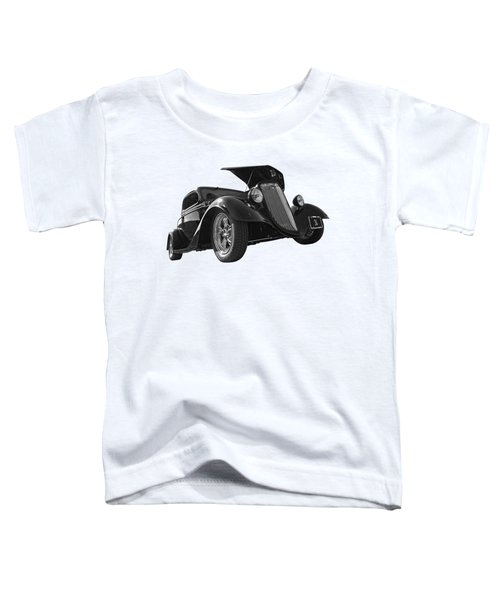Hot '34 In Black And White Toddler T-Shirt